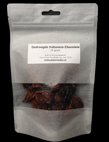 Gedroogde Habanero (Chocolate)