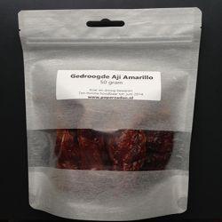 Dried Aji Amarillo 25 gr