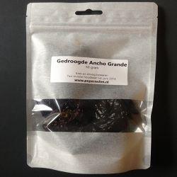 Dried Ancho Grande 50 gr